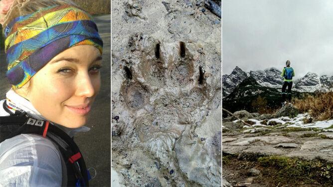 Biegnąca za wilkami, czyli Joanna Kowalczyk <br />o swojej wyprawie