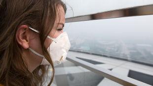 Minister środowiska: pod koniec trzeciej kadencji PiS Polacy nie będą nosić masek antysmogowych