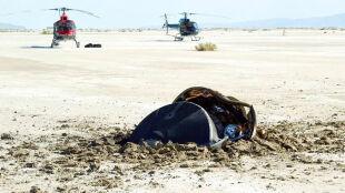 Tajemniczy obiekt na pustyni w Utah. NASA opublikowała zdjęcie