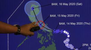 Tajfun Vongfong