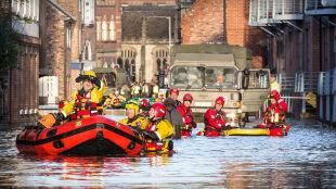 Pięć razy więcej szkód powodziowych w Europie. Do 2050 roku