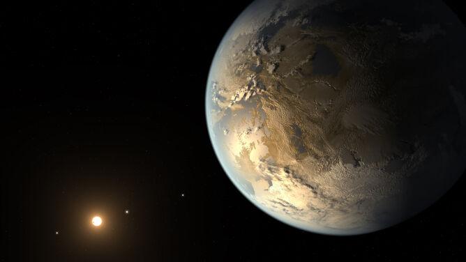 Możliwe, że istnieją miejsca w kosmosie, gdzie możemy zamieszkać