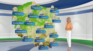 Prognoza pogody na wtorek 22.06
